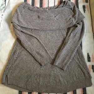Anthropologie Cozy Sweater